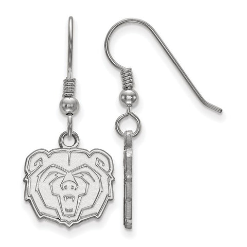 Missouri State Bears Small Dangle Earring Wire
