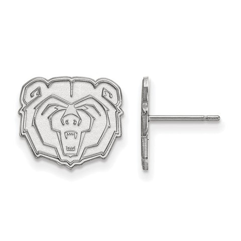 Missouri State Bears Small Post Earring