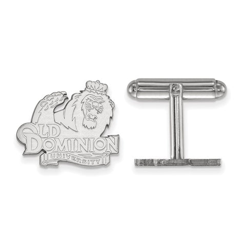 Old Dominion Monarchs Cufflinks Sterling Silver