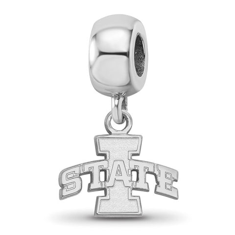 Iowa State Cyclones Bead Charm XS Dangle