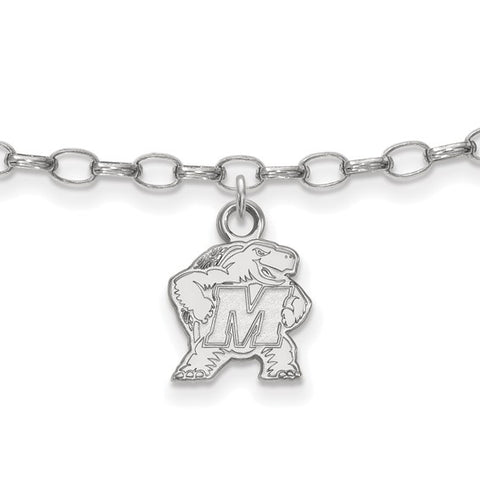 Maryland Terrapins Anklet