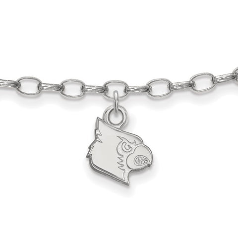 Louisville Cardinals Anklet