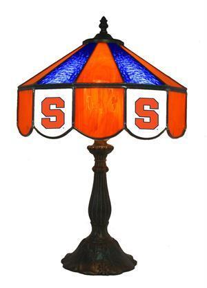 Syracuse University Table Lamp 21 in High