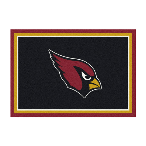 Arizona Cardinals 8X11 Spirit Rug