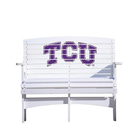TCU Horned Frogs Bench