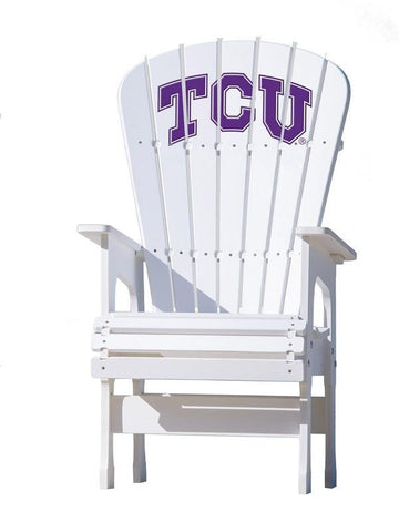 TCU Horned Frogs High Back Chair