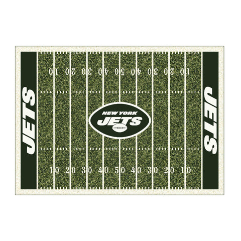 New York Jets 6X8 Homefield Rug