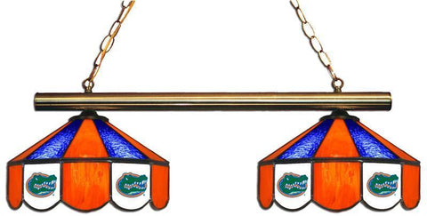 Florida Gators 2 Shade Hanging Logo Light