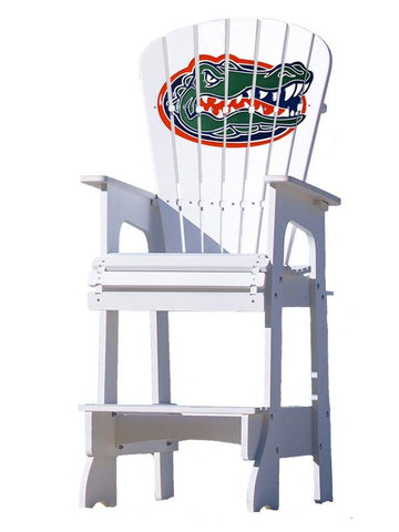 Florida Gators Adirondack Bar Stool