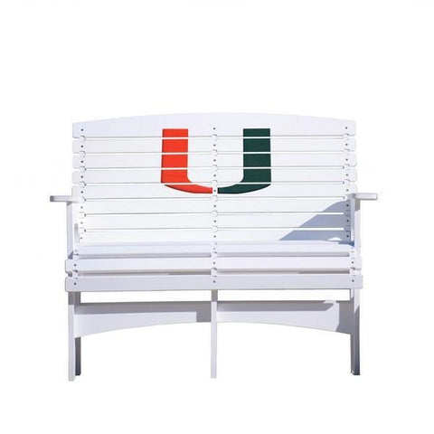 Miami Hurricanes 'U' Bench