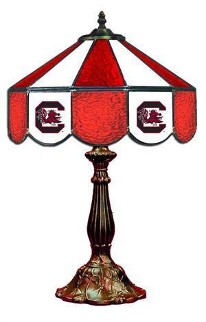 South Carolina Gamecocks Table Lamp 21 in High