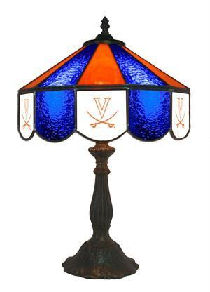 "Virginia Cavaliers 21"" V Table Lamp"