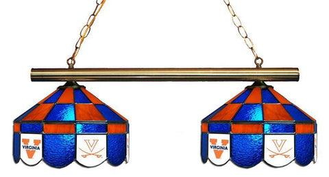 Virginia Cavaliers 2 Shade Hanging Team Light