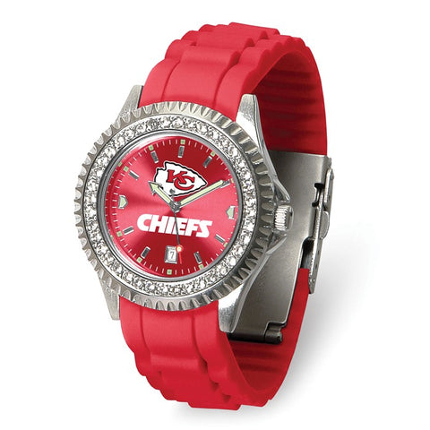 Kansas City Chiefs Sparkle Watch for Ladies