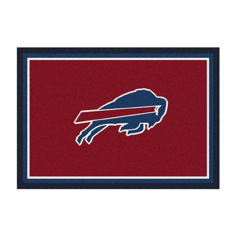 Buffalo Bills 4X6 Spirit Rug