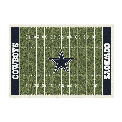 Dallas Cowboys 8X11 Homefield Rug