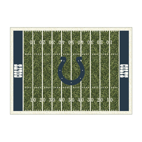 Indianapolis Colts 8X11 Homefield Rug