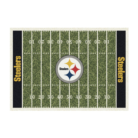 Pittsburgh Steelers 4X6 Homefield Rug