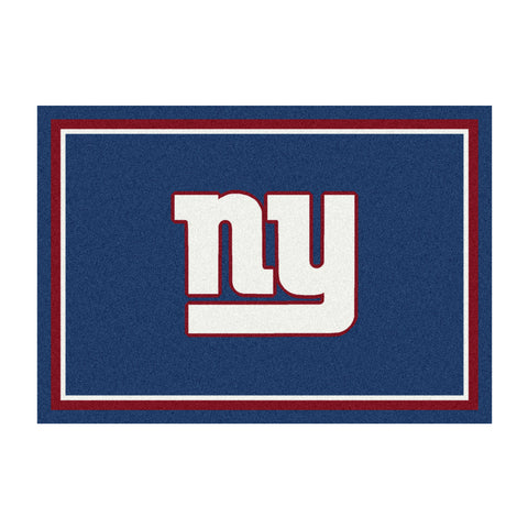 New York Giants 8X11 Spirit Rug