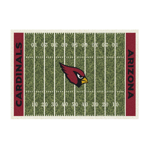 Arizona Cardinals 8X11 Homefield Rug