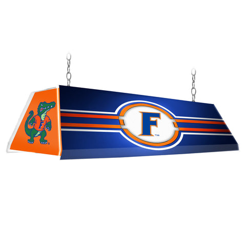 "Florida Gators 46"" Edge Glow Pool Table Light-Blue"
