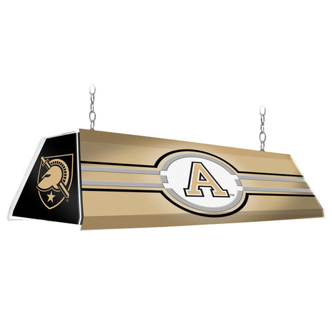 "Army Black Knights 46"" Edge Glow Pool Table Light-Gold"