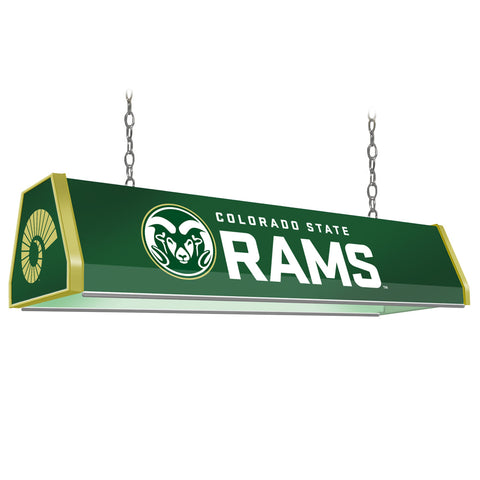 "Colorado State Rams 38"" Standard Pool Table Light"