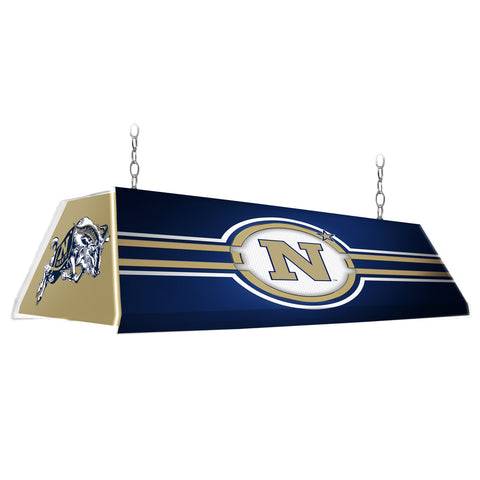"Navy Midshipmen 46"" Edge Glow Pool Table Light-Ram"
