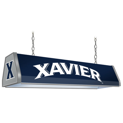 "Xavier Musketeers 38"" Standard Pool Table Light-Blue"