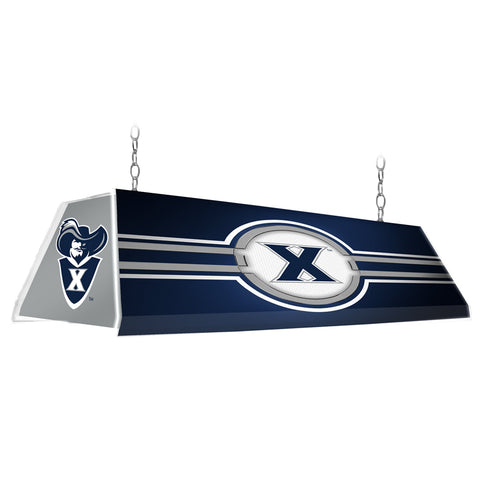 "Xavier Musketeers 46"" Edge Glow Pool Table Light-Blue"