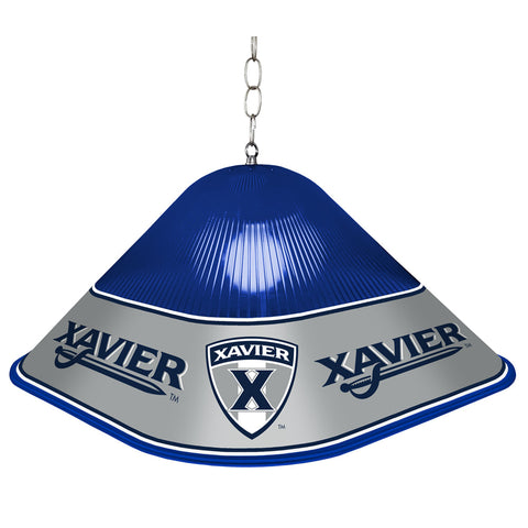 Xavier Musketeers Game Table Light-Square-Shield