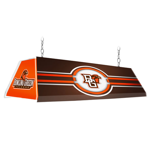 "Bowling Green Falcons 46"" Edge Glow Pool Table Light-Primary Logo"