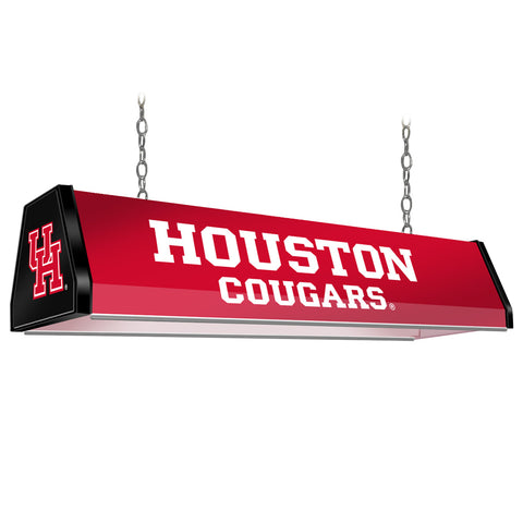 "Houston Cougars 38"" Standard Pool Table Light"