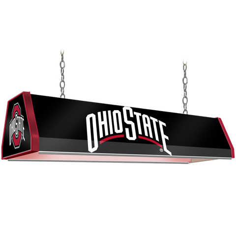 "Ohio State Buckeyes 38"" Standard Pool Table Light"