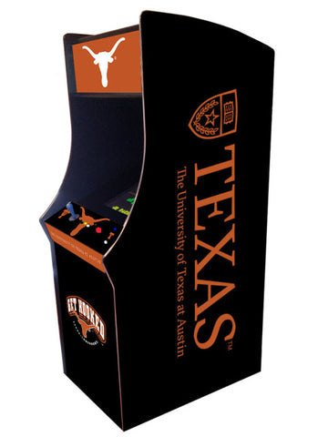 Texas Longhorns Arcade Game