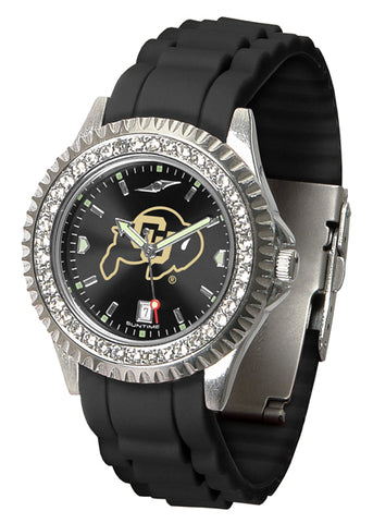 Colorado Buffaloes Sparkle Watch