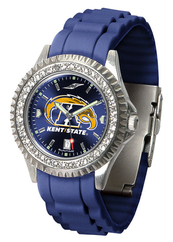Kent State Golden Flashes Sparkle Watch