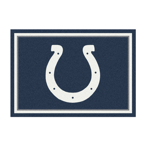 Indianapolis Colts 8X11 Spirit Rug
