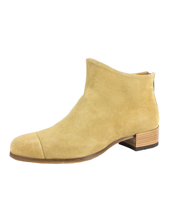Beau Coops Beau 5 Tan Camel Suede Boot