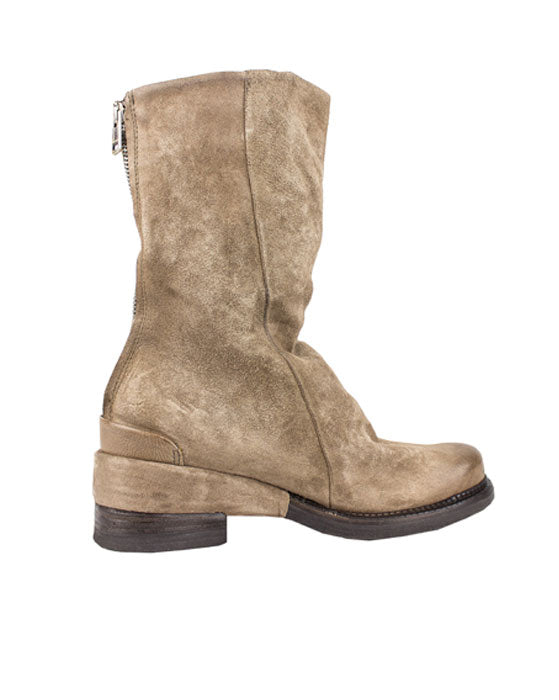 A.S.98 Miracle Tabacco Suede Boot
