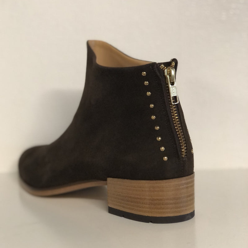 Beau Coops 5 Chocolate Suede Boot