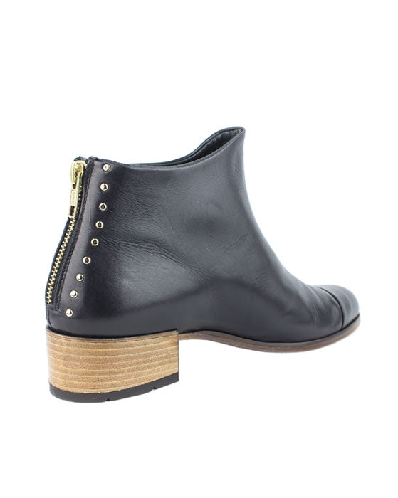 Beau Coops Beau 5 Parma Black Boot