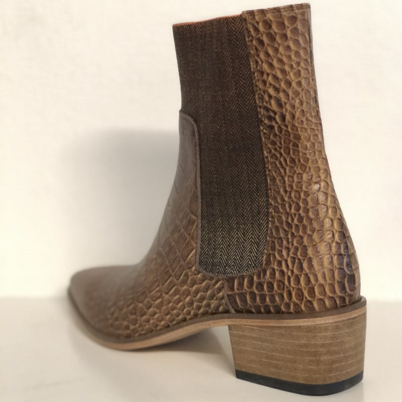 Beau Coop Winter Tan Boot