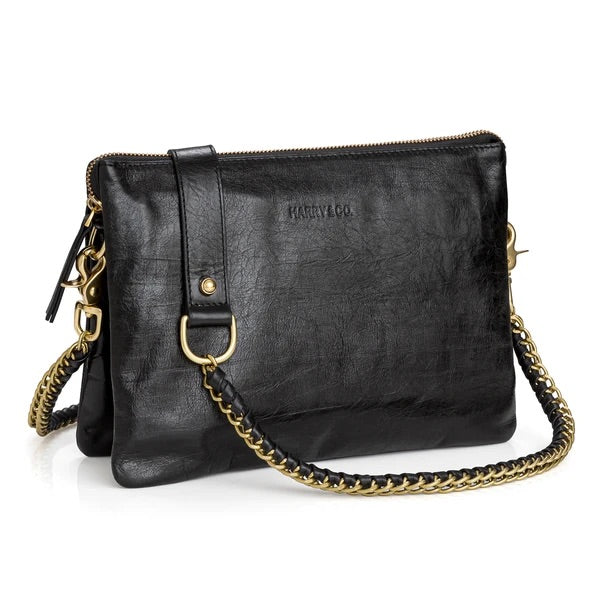 Harry & Co Everywhere Black Smooth Bag