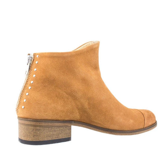 Beau Coops 5 Camel Suede Boot