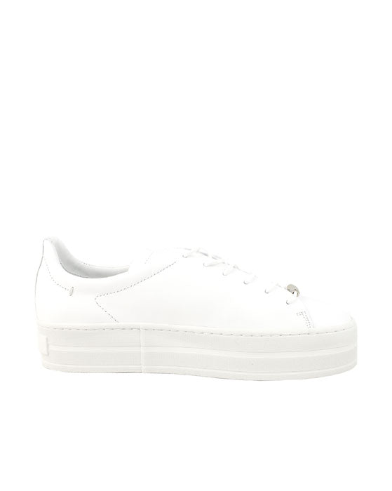 Finery Belmont White Sneaker