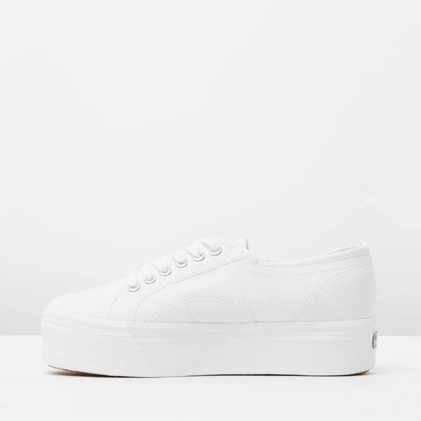 Superga Linea up and down White Sneaker