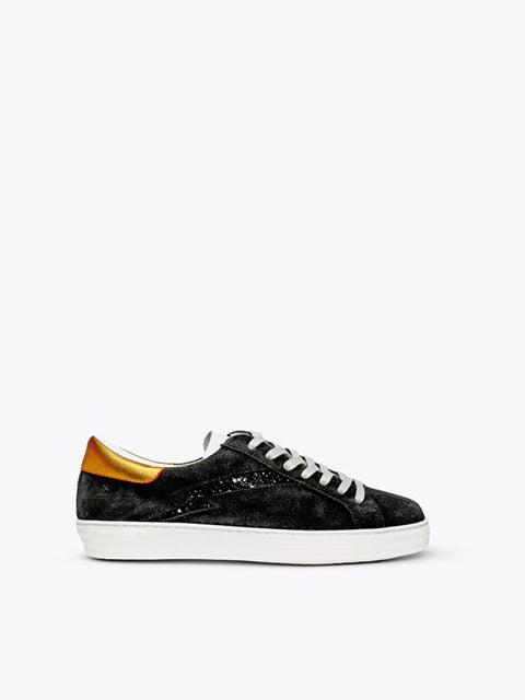 Finery Alice Black/Black Sneaker