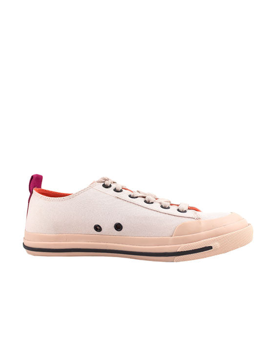 Diesel Astico Low Cut Peach Whip Sneaker