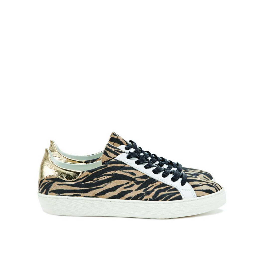 Finery Multi Tiger Sneaker